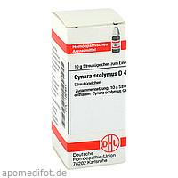 Cynara scolymus D4, 10 G, Dhu-Arzneimittel GmbH & Co. KG