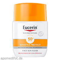 Eucerin Sun Fluid mattierend LSF 50+, 50 ML, Beiersdorf AG Eucerin
