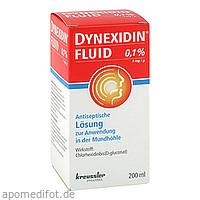 Dynexidin Fluid 0.1%, 200 ML, Chem. Fabrik Kreussler & Co. GmbH