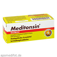 Meditonsin Globuli, 8 G, Medice Arzneimittel Pütter GmbH & Co. KG