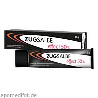 Zugsalbe effect 50 %, 15 G, Infectopharm Arzn.U.Consilium GmbH