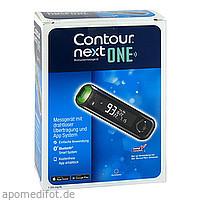 Contour Next One Set mg/dl, 1 ST, Ascensia Diabetes Care Deutschland GmbH