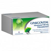 Ginkgovital Heumann 80 mg Filmtabletten, 120 ST, Heumann Pharma GmbH & Co. Generica KG