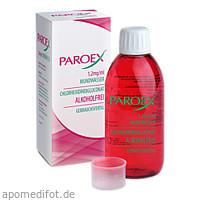 PAROEX 1.2mg/ml Mundwasser, 300 ML, Sunstar Deutschland GmbH