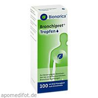 Bronchipret Tropfen, 100 ML, Bionorica Se