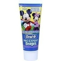 Oral-B Stages Kinderzahncreme Mickey Mouse, 75 ML, WICK Pharma - Zweigniederlassung der Procter & Gamble GmbH