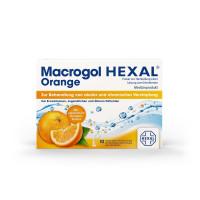 Macrogol HEXAL Orange, 10 ST, HEXAL AG