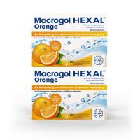 Macrogol HEXAL Orange, 100 Stück, HEXAL AG