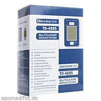 Gluco-test DUO Starterset mg/dl, 1 ST, Aristo Pharma GmbH