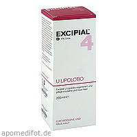 EXCIPIAL U Lipolotio, 200 ML, Bios Medical Services GmbH