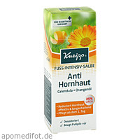 Kneipp Fuß-Intensiv-Salbe Anti Hornhaut, 50 ML, Kneipp GmbH
