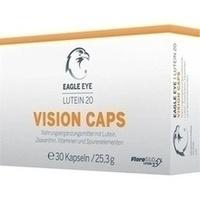 eagle eye Lutein 20 Vision Caps, 30 ST, Innomedis AG