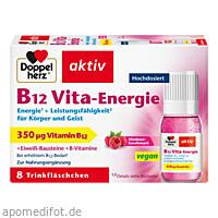 Doppelherz B12 Vita-Energie, 8 ST, Queisser Pharma GmbH & Co. KG