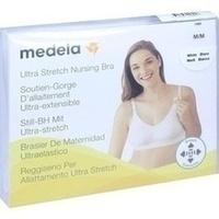 Medela Schwangerschafts- und Still BH M weiß, 1 ST, MEDELA