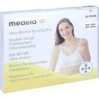 Medela Schwangerschafts- und Still BH XL weiß, 1 ST, MEDELA