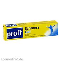 proff Schmerzgel, 50 G, Dr. Theiss Naturwaren GmbH
