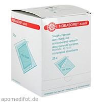 NOBASORB-steril 10x10 P1, 25 ST, Nobamed Paul Danz AG