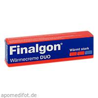 FINALGON WAERMECREME DUO, 50 G, Sanofi-Aventis Deutschland GmbH GB Selbstmedikation /Consumer-Care