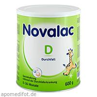 Novalac D Spezialnahrung, 600 G, Vived GmbH