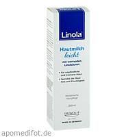 Linola Hautmilch leicht, 200 ML, Dr. August Wolff GmbH & Co. KG Arzneimittel