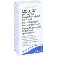 MOLUSK Lösung zur Anwendung auf der Haut, 3 G, PIERRE FABRE DERMO KOSMETIK GmbH GB - DUCRAY A-DERMA PFD