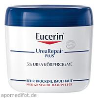 Eucerin UreaRepair PLUS Körpercreme 5%, 450 ML, Beiersdorf AG Eucerin