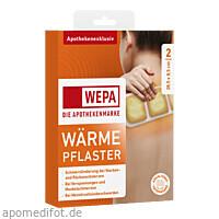 Wärmepflaster Nacken/Rücken 28.5x8.5cm WEPA, 2 ST, Wepa Apothekenbedarf GmbH & Co. KG