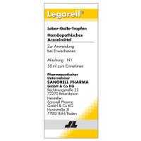 Legarell, 50 ML, Sanorell Pharma GmbH & Co. KG