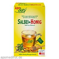 APODAY Heisser Salbei+Honig+Vit.C+Zink Pulver, 10X10 G, Wepa Apothekenbedarf GmbH & Co. KG