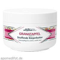 Granatapfel Straffende Körperbutter, 250 ML, Dr. Theiss Naturwaren GmbH