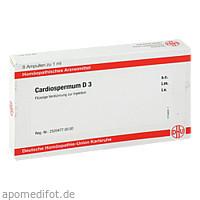 CARDIOSPERMUM D3 AMPULLEN, 8X1 ML, Dhu-Arzneimittel GmbH & Co. KG