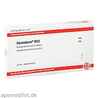 FORMIDIUM D12 AMPULLEN, 8X1 ML, Dhu-Arzneimittel GmbH & Co. KG