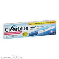 Clearblue EARLY Schwangerschafts-Frühtest, 1 ST, Procter & Gamble GmbH
