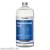 Magnesiumöl Vital Zechstein, 1000 ML, Casida GmbH & Co. KG