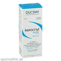 DUCRAY keracnyl Repair Creme, 50 ML, PIERRE FABRE DERMO KOSMETIK GmbH GB - DUCRAY A-DERMA PFD