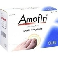 Amofin 5% Nagellack, 3 ML, Galenpharma GmbH