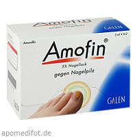 Amofin 5 % Nagellack, 5 ML, Galenpharma GmbH