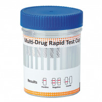 Cleartest Multi Drug Discreet Eco-Test 9fach, 25 ST, Diaprax GmbH