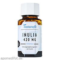 Naturafit Inulin 420mg, 90 ST, Naturafit GmbH
