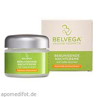 BELVEGA Nachtcreme Normale Haut, 50 ML, Belvega Naturkosmetik GmbH & Co. KG