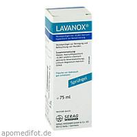 LAVANOX Wundsprühgel (Hydrogel), 75 ML, Serag-Wiessner GmbH & Co. KG