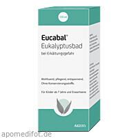 Eucabal Eukalyptusbad, 125 ML, Aristo Pharma GmbH