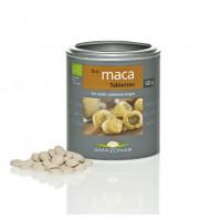 Maca 100% pur BIO Tabletten a 400mg, 120 G, Amazonas Naturprodukte Handels GmbH