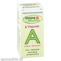 Innova Mulsin Vitamin A forte, 50 ML, Innovavital GmbH
