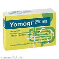 Yomogi 250 mg, 20 ST, Ardeypharm GmbH