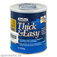 THICK & EASY Instant Andickungspulver, 225 G, Count Price Company GmbH & Co. KG