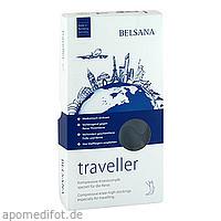 BELSANA traveller A-D Gr. M blau Fuß III 43-46, 2 ST, Belsana Medizinische Erzeugnisse