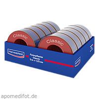 Hansaplast Fixierpflaster Classic 5mx1.25cm Schub, 1 ST, Beiersdorf AG