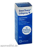 OmniTears Lidspray N, 10 ML, Omnivision GmbH