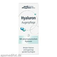 Hyaluron Augenpflege, 15 ML, Dr. Theiss Naturwaren GmbH